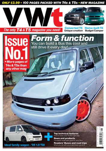 coming soon vwt the new vw magazine for t4 t5 lovers. Black Bedroom Furniture Sets. Home Design Ideas