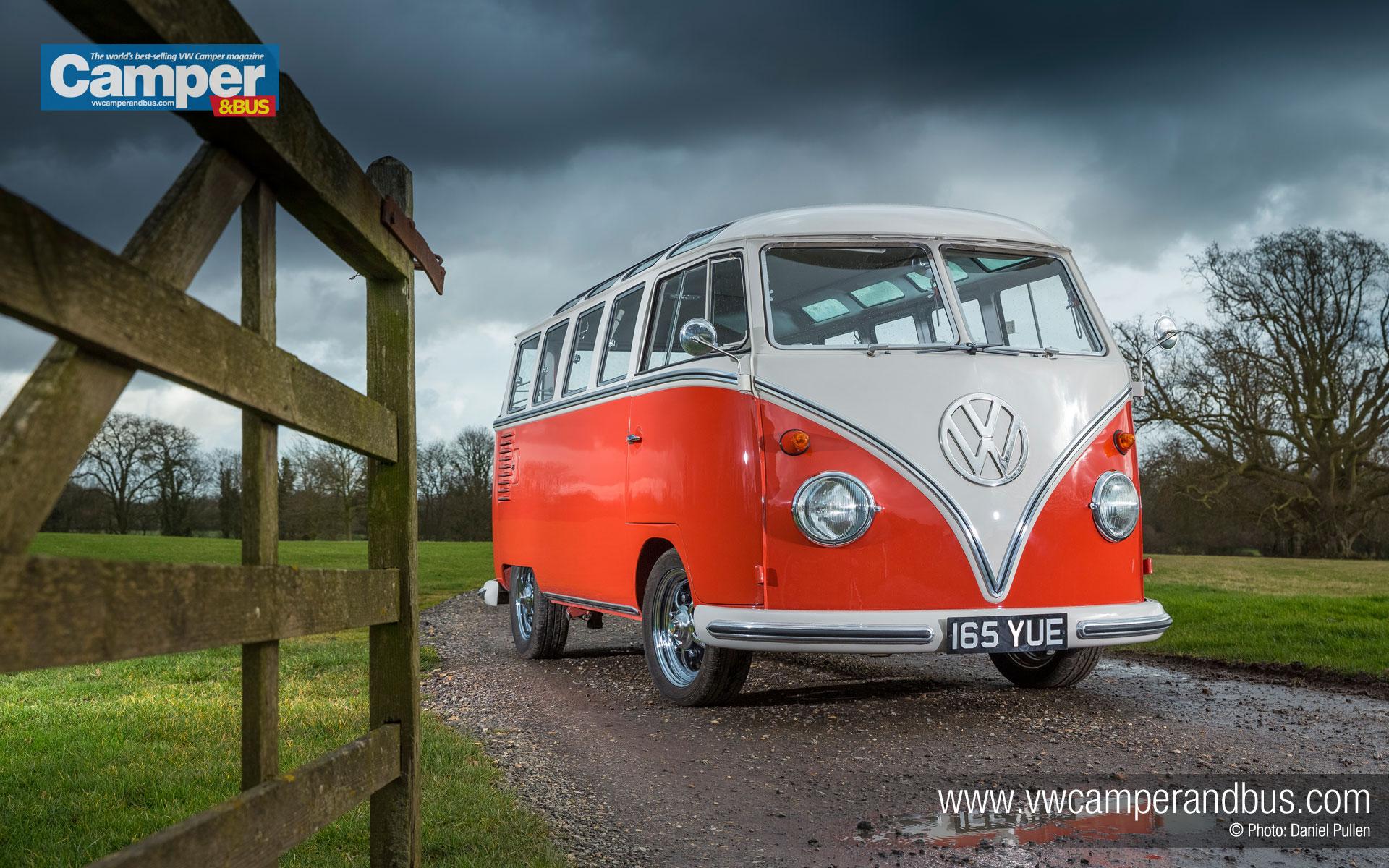 Vw Bus 2015 >> 23-window Deluxe Microbus desktop wallpaper - VW Camper and Bus