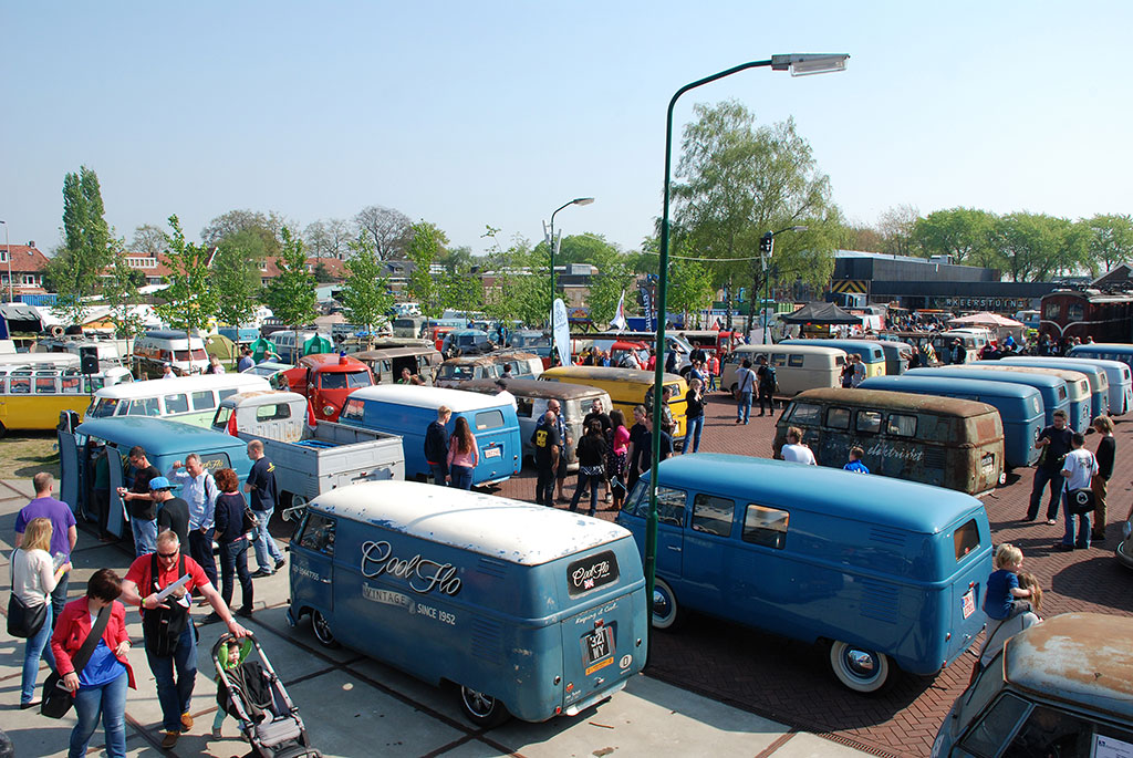Ben Pon VW Show 2014 - VW Camper and Bus
