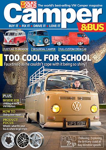 Campervans For Sale >> Camper&Bus Magazine September 2014 - VW Camper and Bus