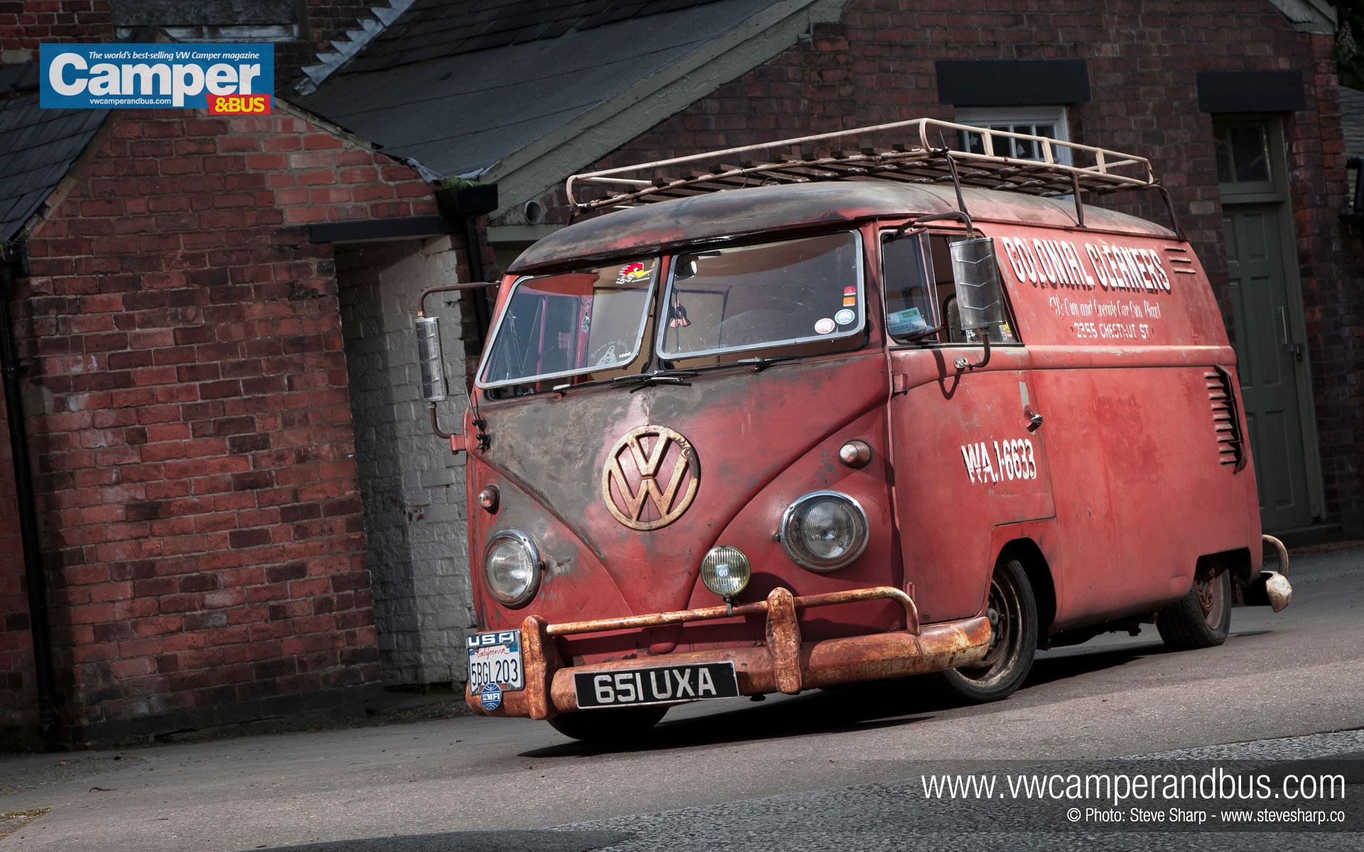 Vw Split Screen Panel Van Camper Amp Bus