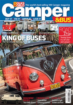 Camper&Bus Magazine April 2015