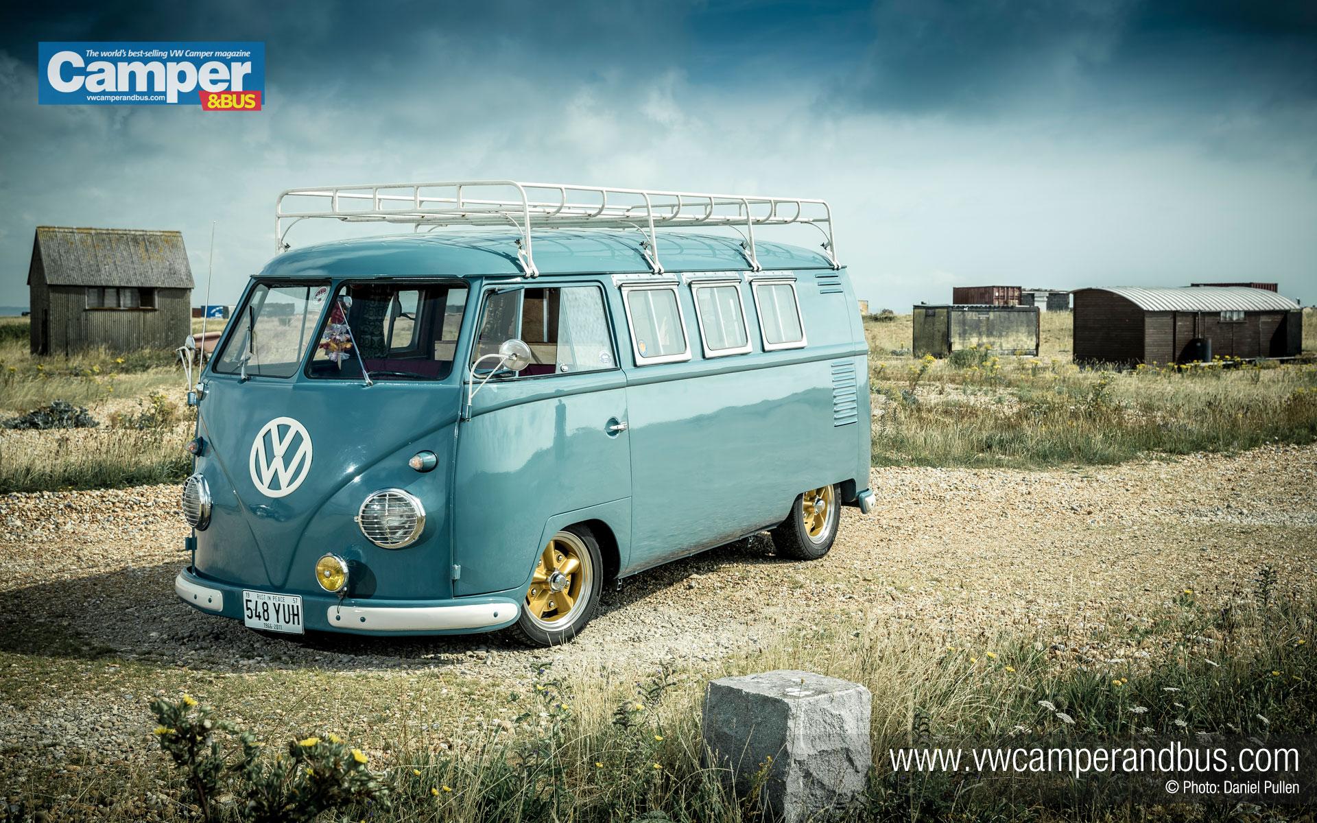 Vw Bus 2015 >> 1957 Split Screen Campervan | Camper&Bus Magazine