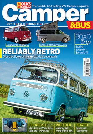 Camper&Bus Magazine May 2015