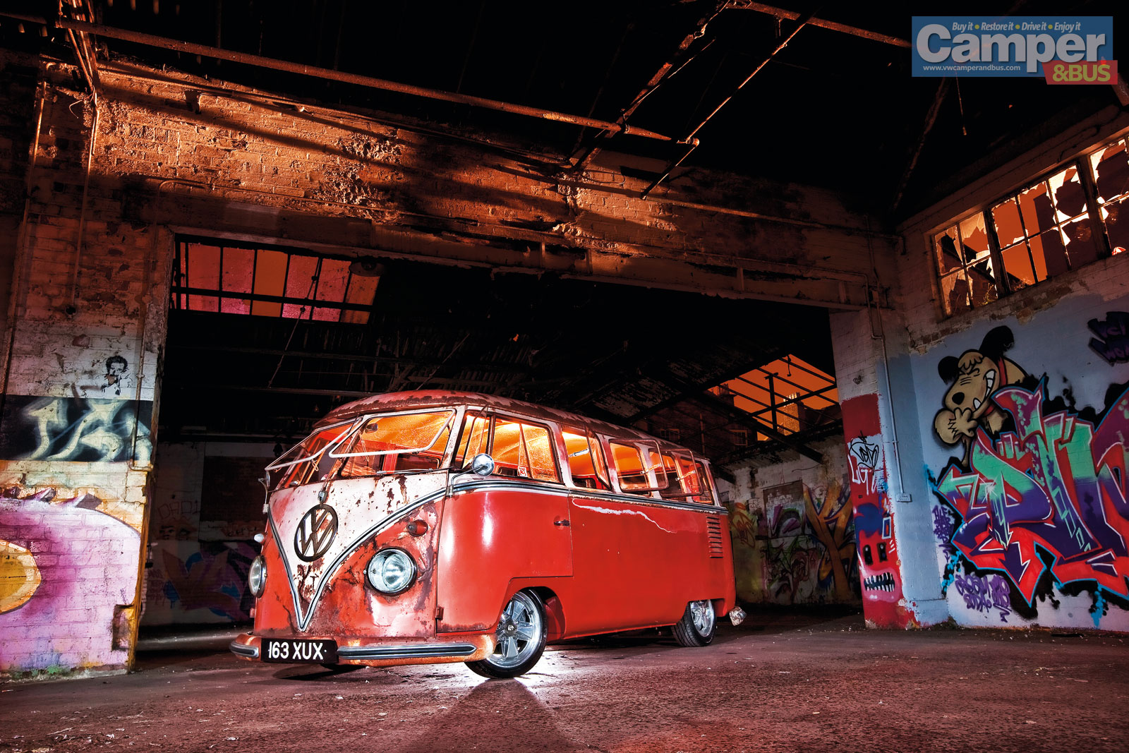 Used Vans For Sale >> Camper&Bus Wallpaper March 2011 - VW Camper and Bus