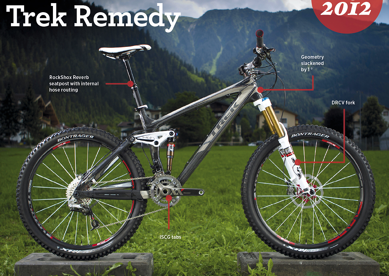 First Look: Trek Remedy 9.9 2012 - MBR