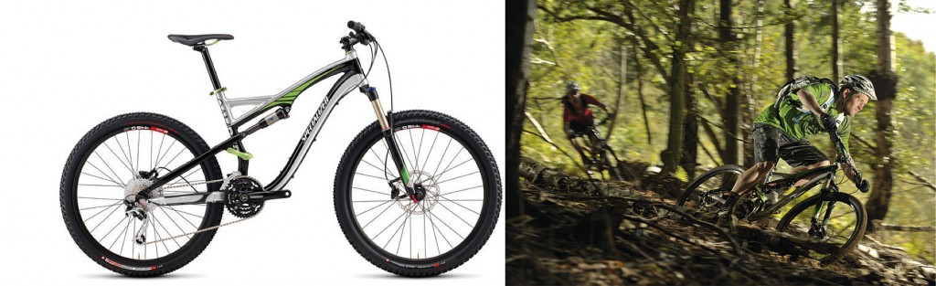 Specialized's Camber is an all-new model for 2011