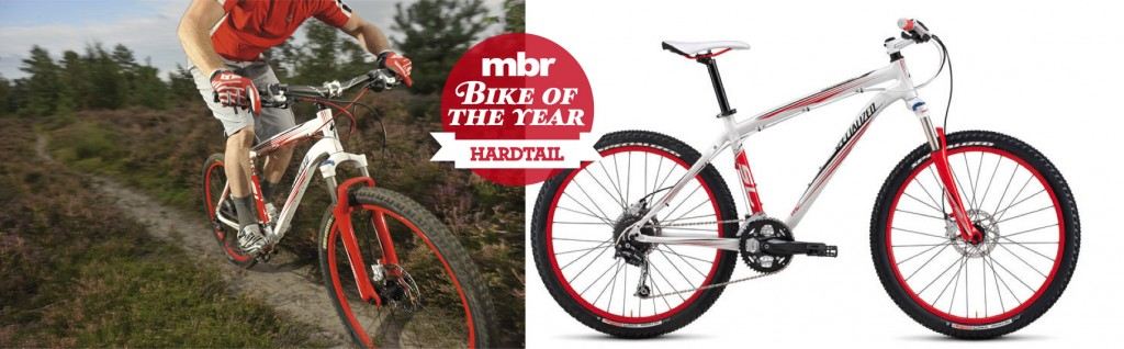 The Rockhopper won our hardtail shoot-out in the February issue