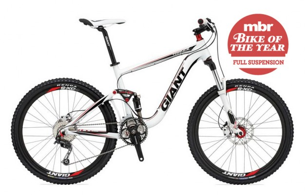 238ecab232d Tested: Giant Trance X4 £1,295 - MBR