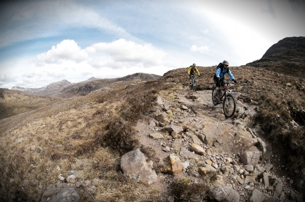 Torridon is MTB heaven