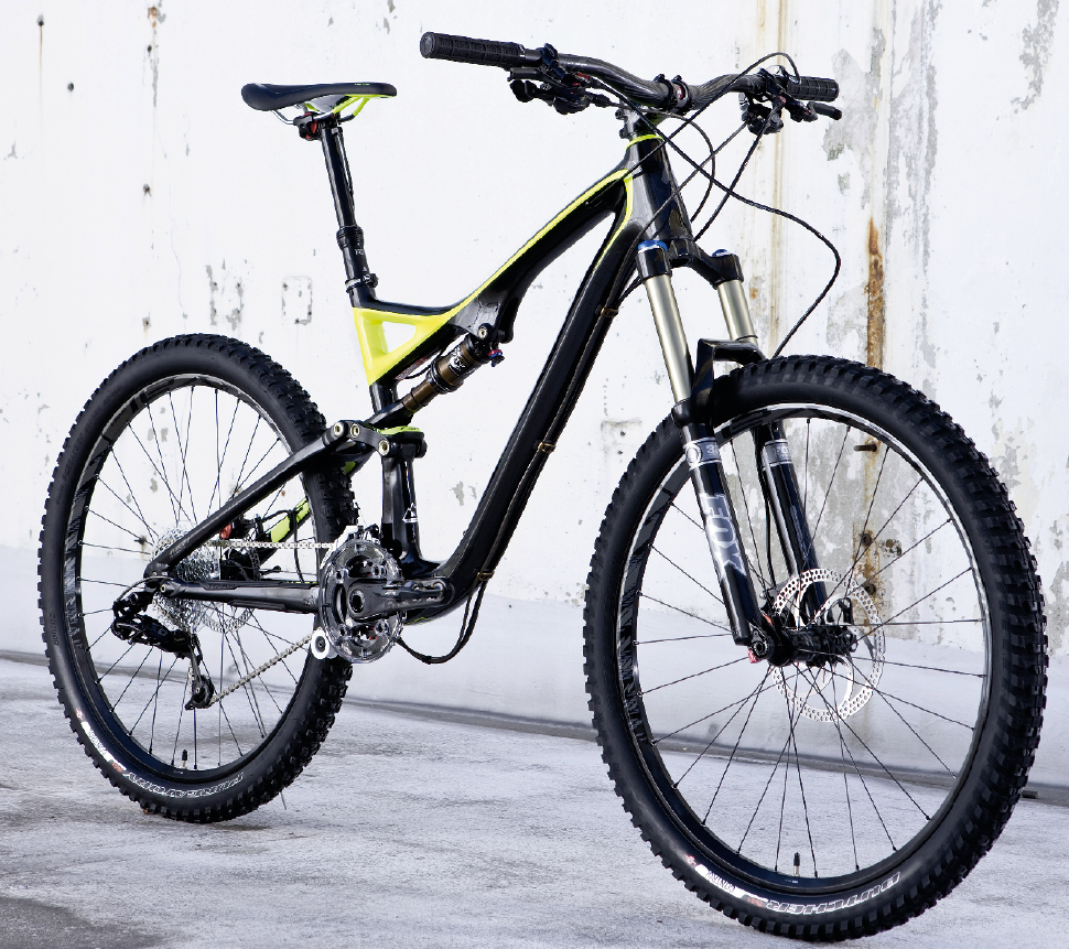 Tested: Specialized Stumpjumper Expert Evo £3,800 - MBR
