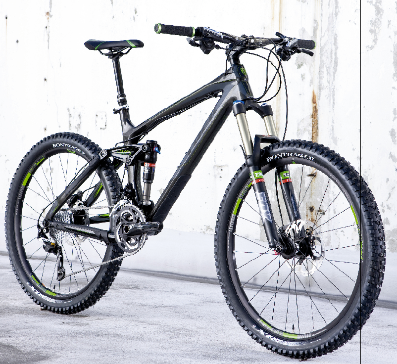 Tested Trek Remedy 9 8 163 4 300 Mbr