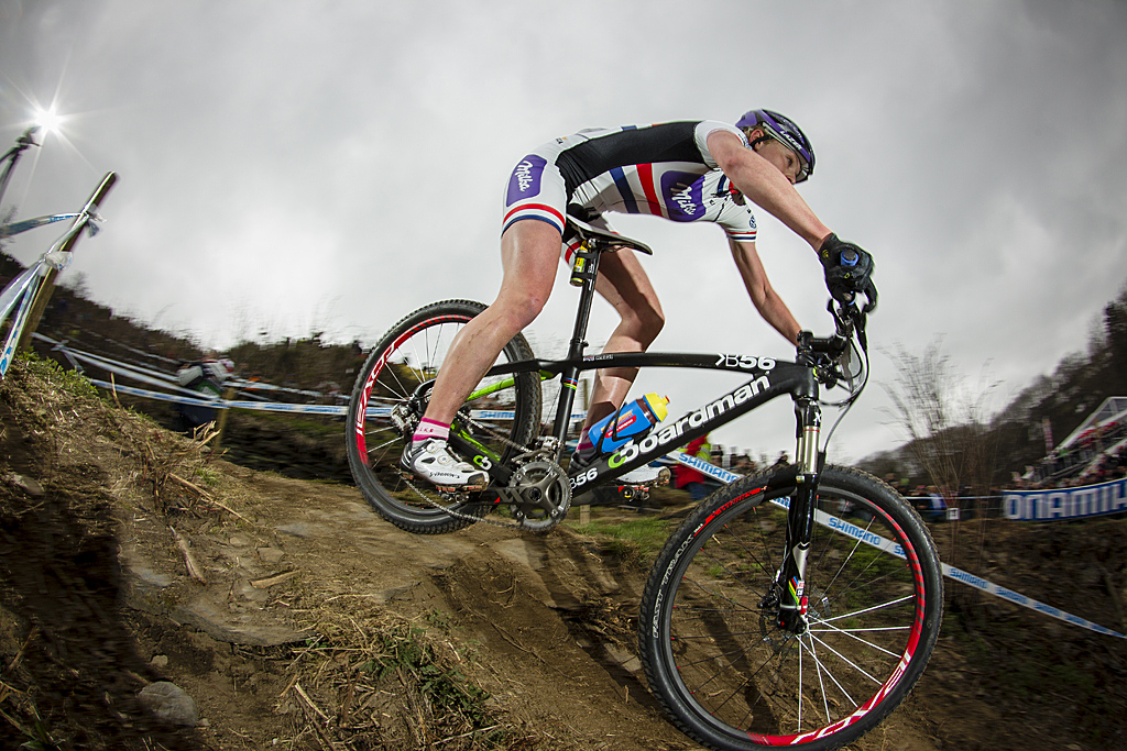 660dcf465 London 2012 Olympic Mountain Biking  The Contenders (Women) - MBR