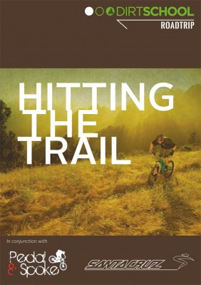 Coming to a trail near you...