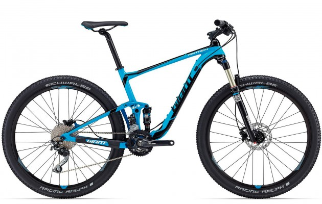 Giant Anthem 27.5 3 review - MBR ce2bc6192