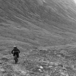 Andy McKenna descends Torridon