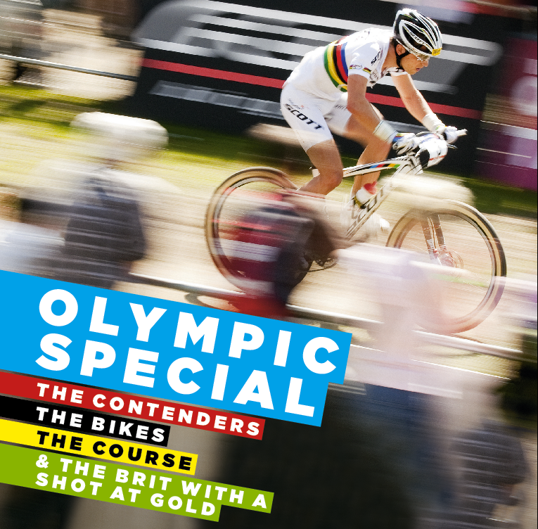 deec84f46 London 2012 Olympic Mountain Biking Preview - MBR