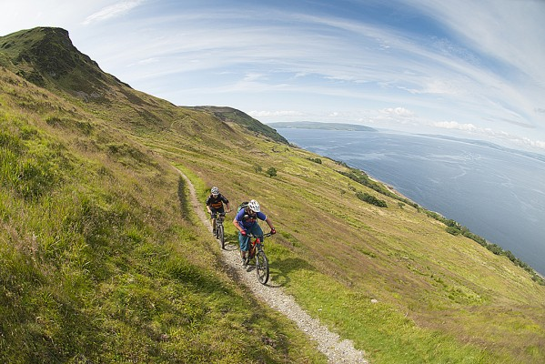 Download this great GPS mountain bike route from the Isle of Arran