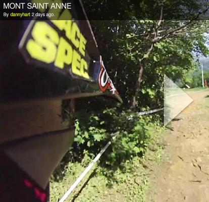 Danny Hart Mont St Anne