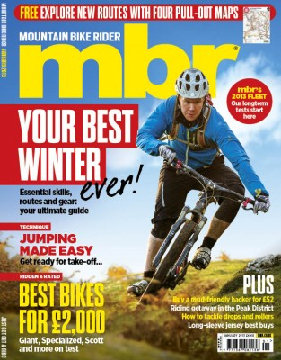 Your best winter ever in January's MBR