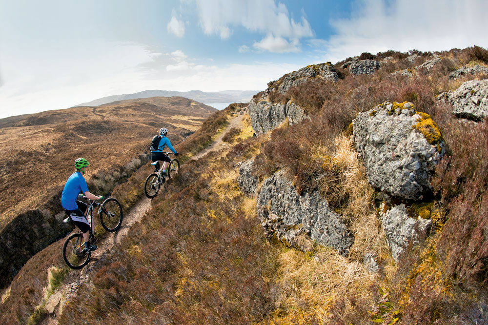 Isle of skye route mbr for Key west bike trails