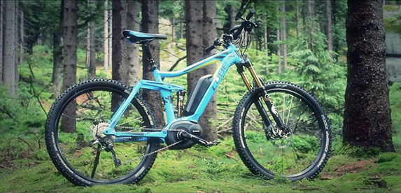 cube 39 s new electric mountain bikes video mbr. Black Bedroom Furniture Sets. Home Design Ideas