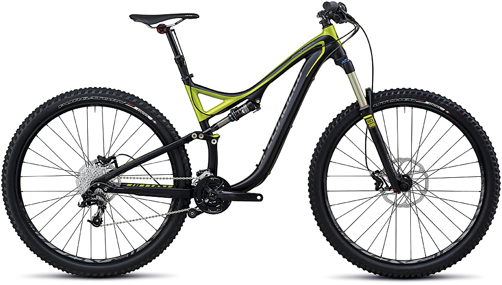 Specialized Stumpjumper FSR Comp Evo review