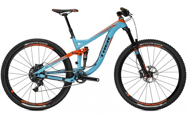 trek remedy 9 29 test mountain bike reviews. Black Bedroom Furniture Sets. Home Design Ideas