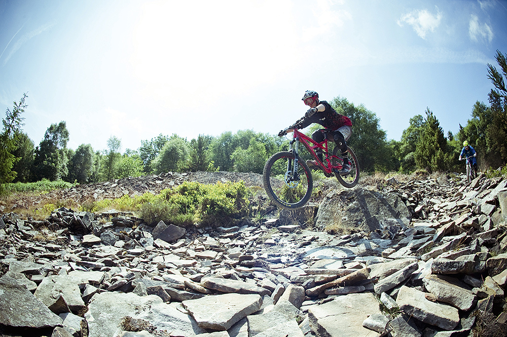 Bike park wales to offer coaching courses mbr for Key west bike trails