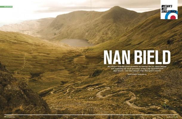 Nan Bield trail
