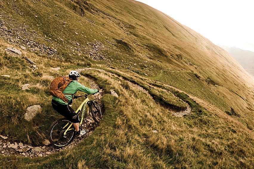 20 best mountain bike trails in the UK