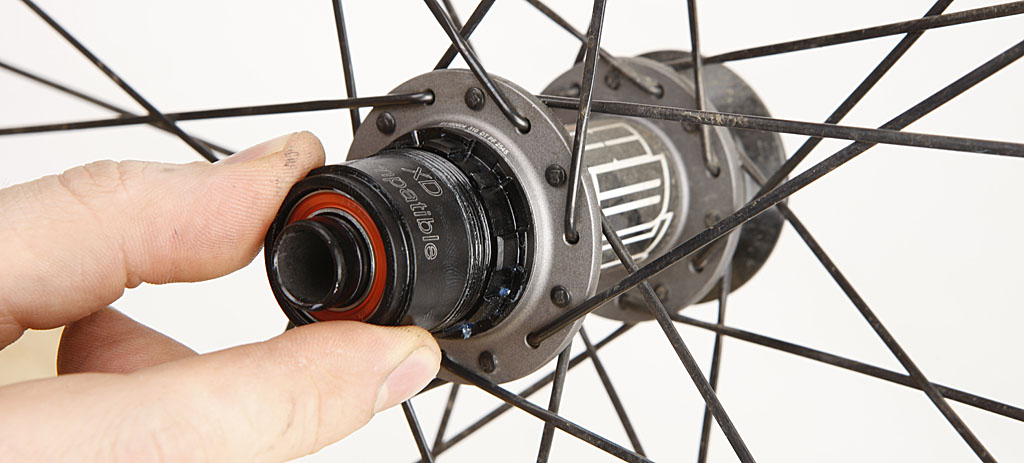 How To Fit A Sram Xd Driver For Sram 1x11 Video