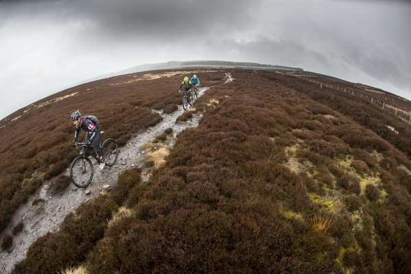 Singletrack in Northumberland