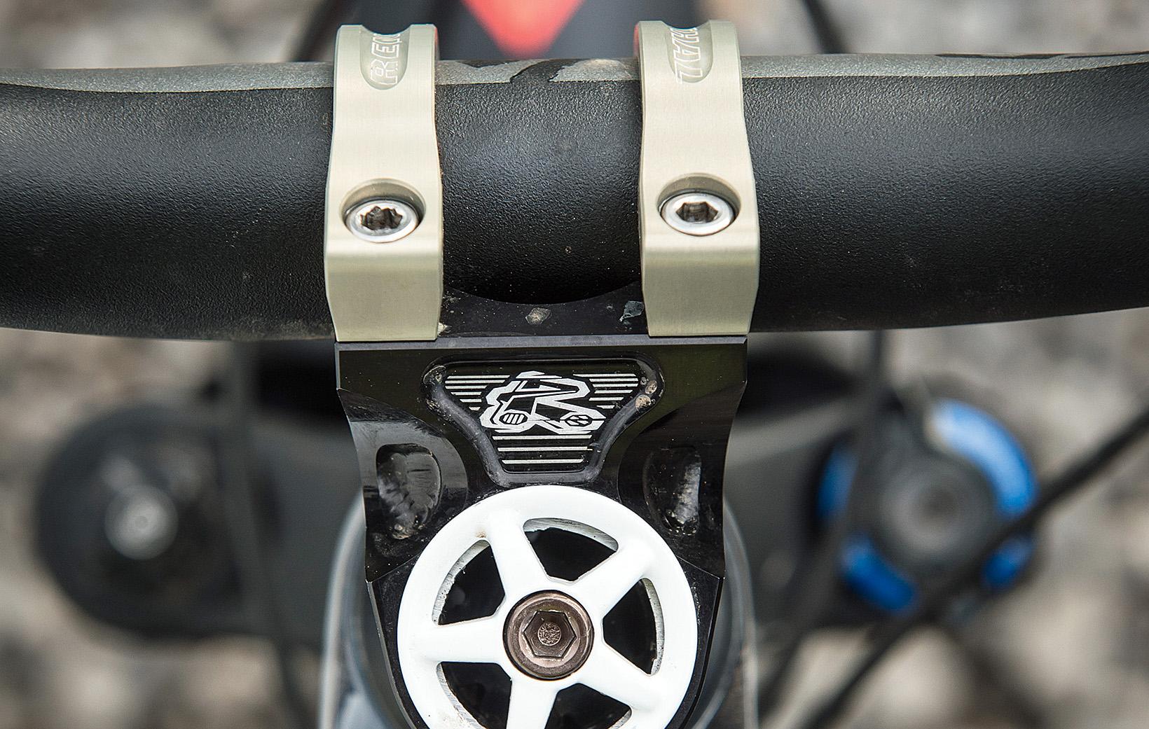 Aluminum Alloy, Black Red BMX MTB Road Bike ISOAR 31.8 Stem 45mm MTB Mountain Bike Stem Short Handlebar Stem for Most Bicycle Fixie Gear Cycling