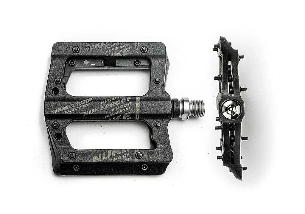 Nukeproof Electron Flat Pedal Review Mbr