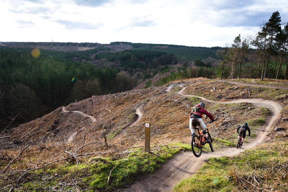 Cannock Chase Trail Centre Guide Mbr