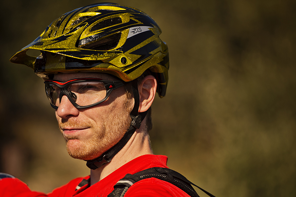 7948c9a365 Adidas Evil Eye Evo glasses first ride - MBR