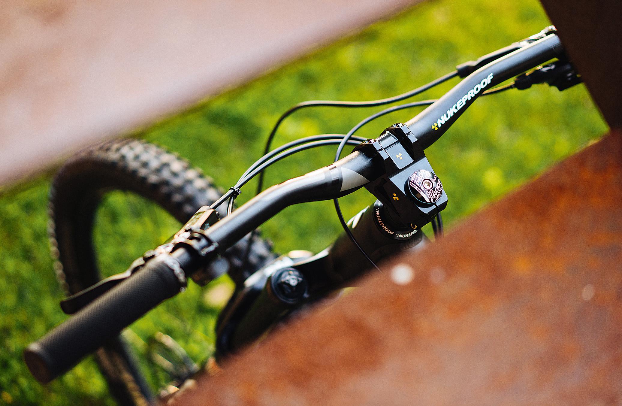 Carbon Cycling Riser mtb Carbon Handlebar Mountain Bike Bicycle Flat Handlebar