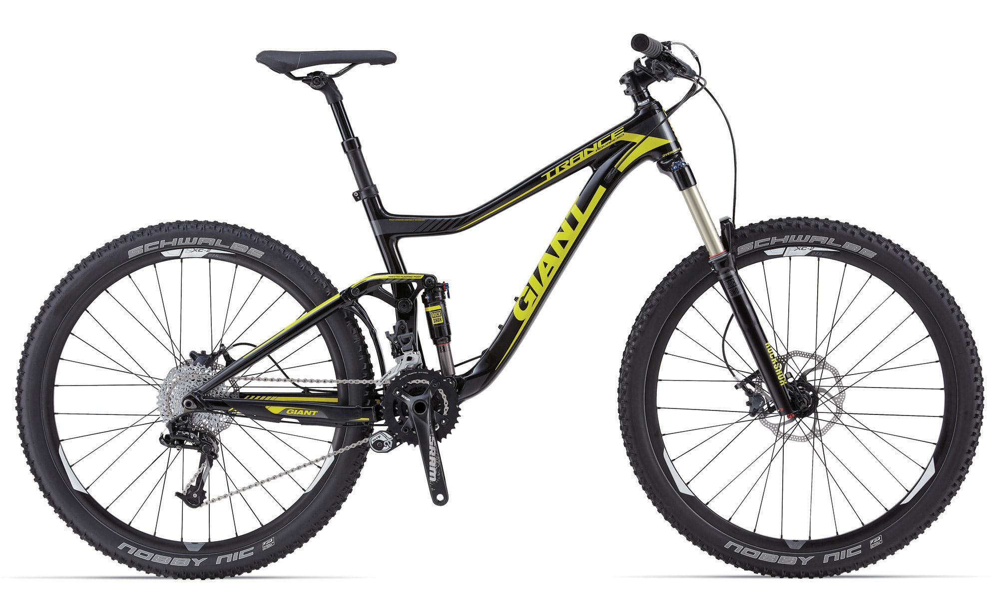 Giant Trance Advanced 27.5 2 (2014) longterm review - MBR