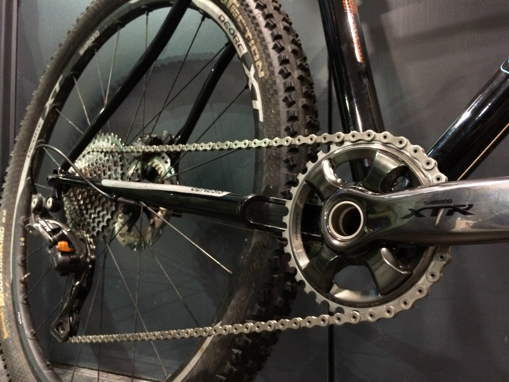 Shimano Xtr S Answer To Narrow Wide Chainrings Mbr