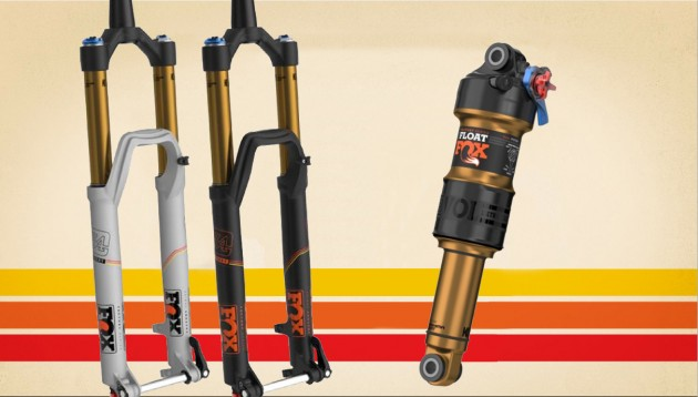 Fox reveals new Float shock and 34 fork - MBR