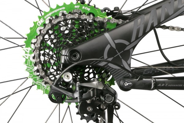 44-tooth sprocket option for SRAM wide-ratio cassettes - MBR