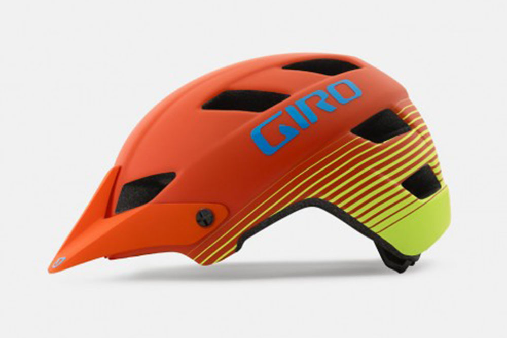Giro Feature helmet review - MBR