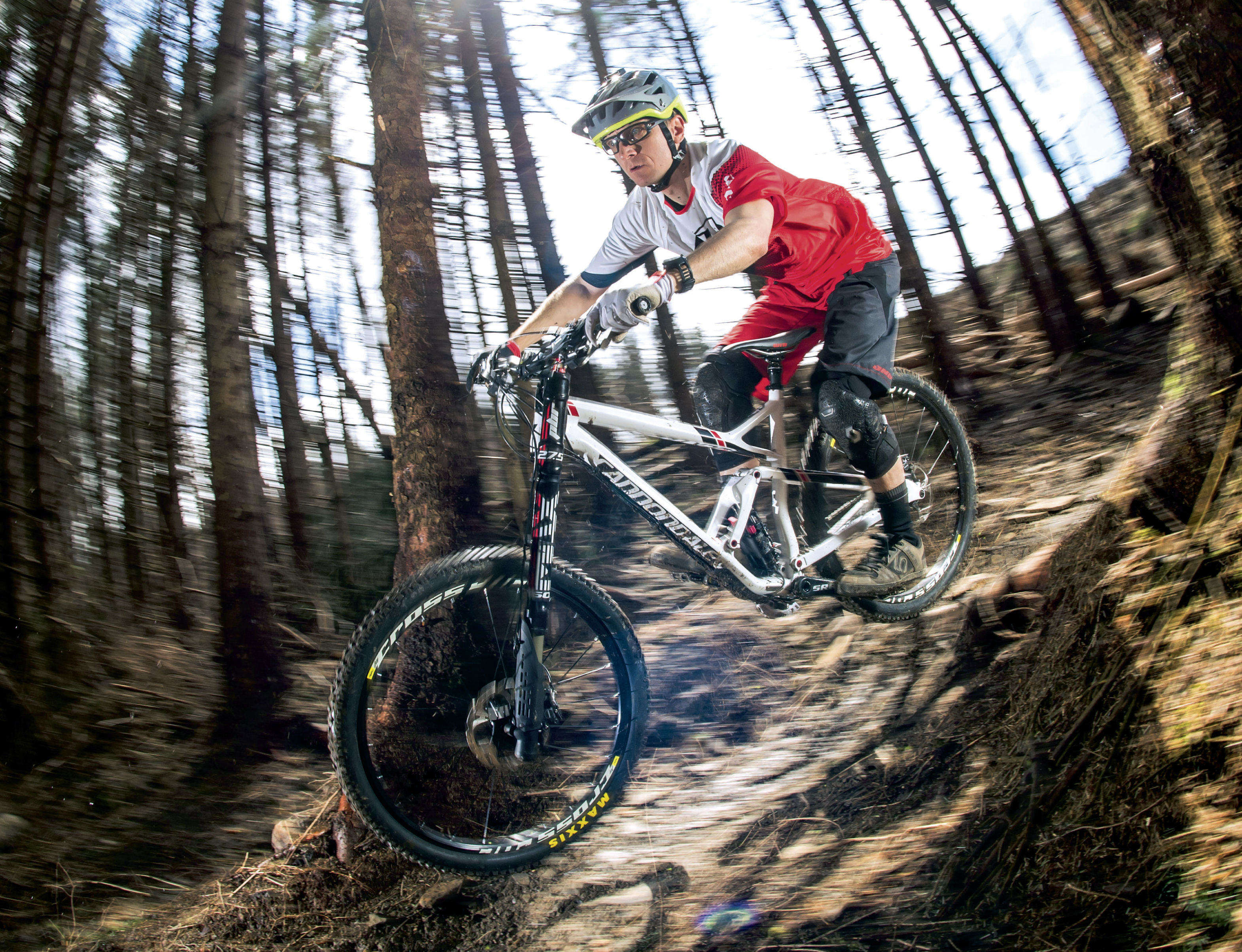 bd9fc6842a5 Cannondale Jekyll 27.5 Carbon 2 (2015) review (VIDEO) - MBR