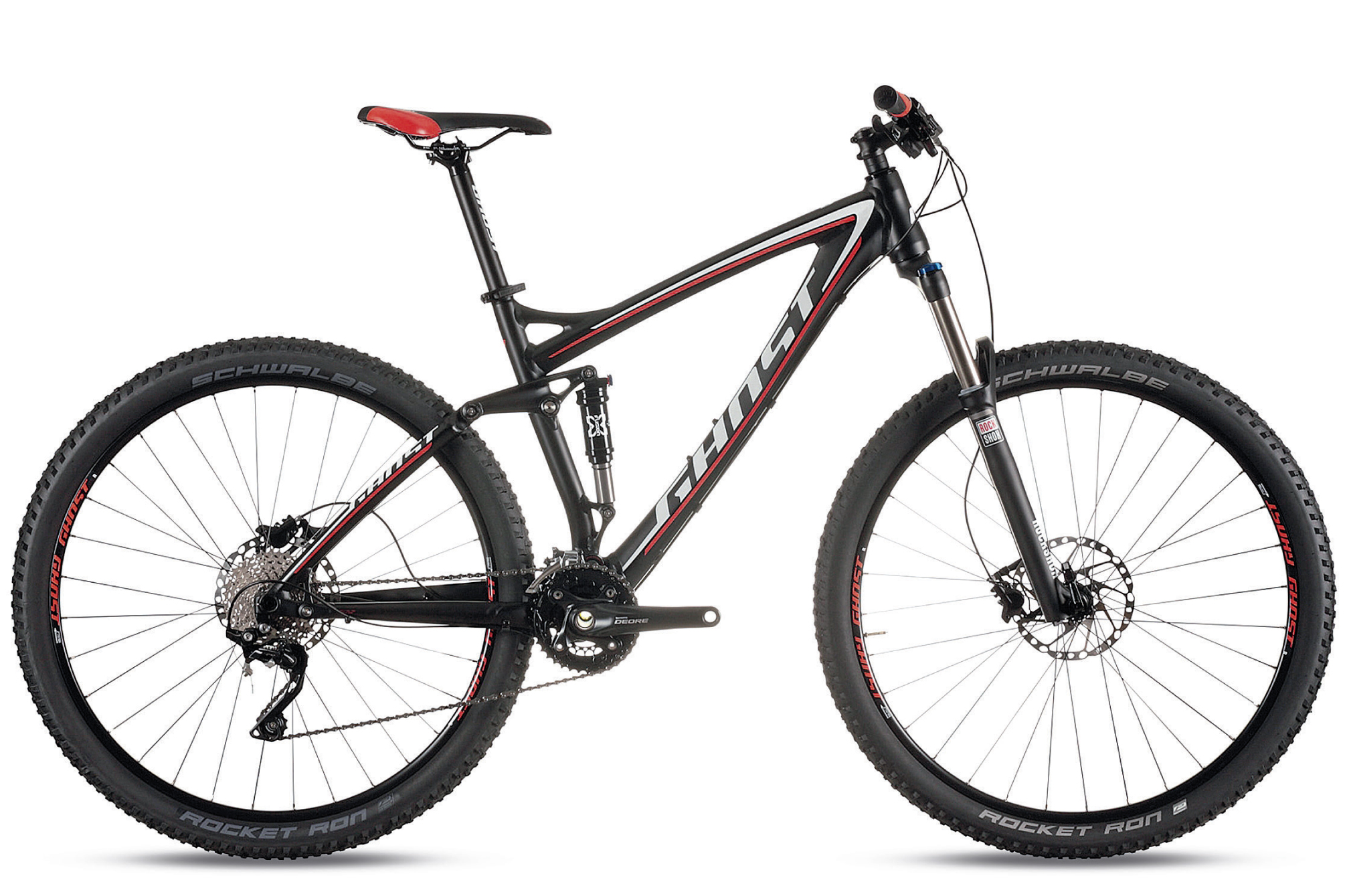 Ghost AMR LT 2 (2015) Review - MBR