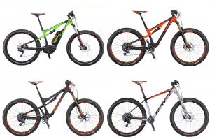 scott bikes 2016