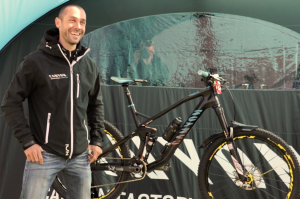 Fabien Barel Bike