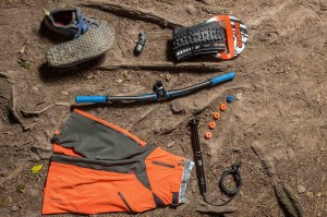 essential mountain bike kit