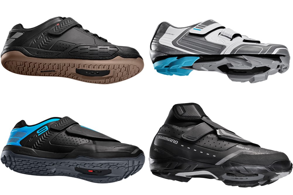 Shimano Mtb Spd Shoes Size