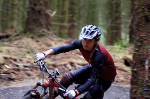 Bike Park Wales advert